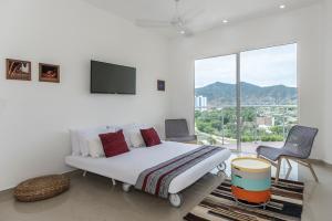 Apartamento Terrazas Tayrona, Appartamenti  Santa Marta - big - 70