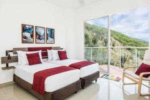 Apartamento Terrazas Tayrona, Appartamenti  Santa Marta - big - 68