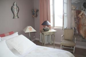Logis Saint-Léonard, Отели типа «постель и завтрак»  Онфлер - big - 25