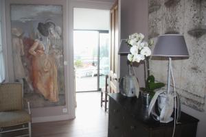 Logis Saint-Léonard, Отели типа «постель и завтрак»  Онфлер - big - 2