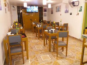 Hostal San Isidro, Penziony  Trujillo - big - 32