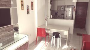 Apartamento Cabo Branco, Appartamenti  João Pessoa - big - 1