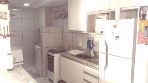 Apartamento Cabo Branco, Appartamenti  João Pessoa - big - 2