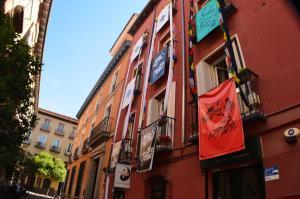 My City Home Barrio de Las Letras, Ferienwohnungen  Madrid - big - 9