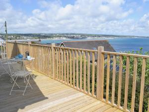 St Michaels Mount View, Holiday homes  Newlyn - big - 10