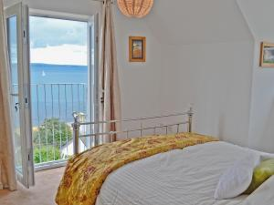 St Michaels Mount View, Holiday homes  Newlyn - big - 12