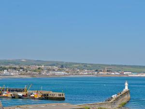 St Michaels Mount View, Holiday homes  Newlyn - big - 18