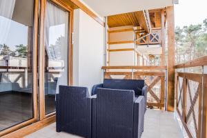 Apartamenty Sun & Snow Rezydencja Park, Appartamenti  Mielno - big - 89