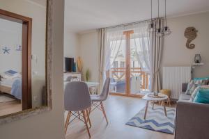 Apartamenty Sun & Snow Rezydencja Park, Appartamenti  Mielno - big - 92