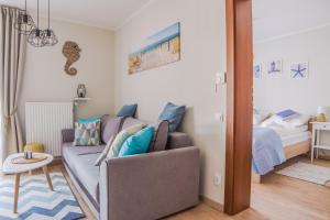 Apartamenty Sun & Snow Rezydencja Park, Appartamenti  Mielno - big - 93