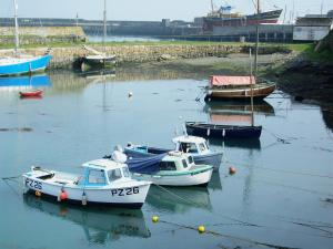 Harbour Lights, Holiday homes  Newlyn - big - 11