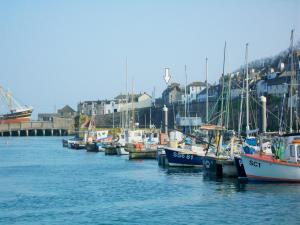 Harbour Lights, Holiday homes  Newlyn - big - 18