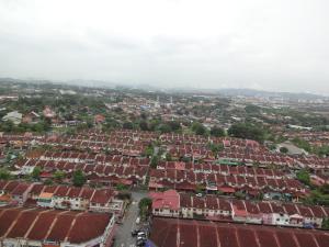 Das Loft Suite Bangi @ Evo Suites, Ferienwohnungen  Kampong Sungai Ramal Dalam - big - 10