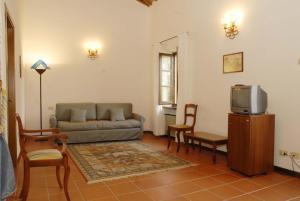 Relais Borgo Di Toiano, Vidiecke domy  Sovicille - big - 4