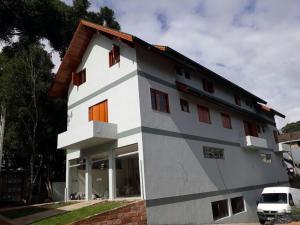Requinte de Gramado, Apartmány  Gramado - big - 43