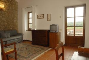 Relais Borgo Di Toiano, Vidiecke domy  Sovicille - big - 6