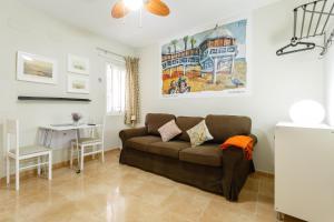 Apartamento AZAHARES de Cadiz, Апартаменты  Кадис - big - 3