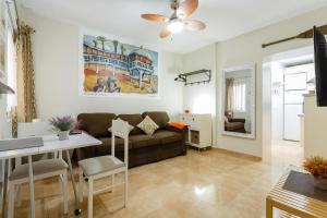 Apartamento AZAHARES de Cadiz, Апартаменты  Кадис - big - 9