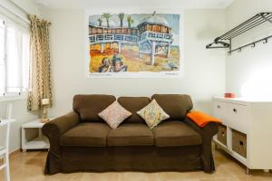 Apartamento AZAHARES de Cadiz, Апартаменты  Кадис - big - 10