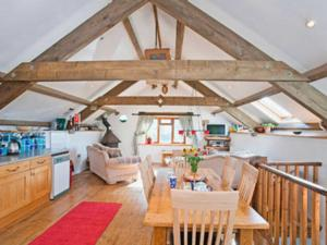 The Garden Barn, Holiday homes  Ivybridge - big - 9