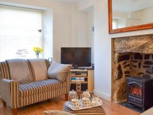 Harbour Lights, Holiday homes  Newlyn - big - 36