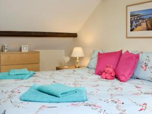 Cropton Cottage, Holiday homes  Castleton - big - 14