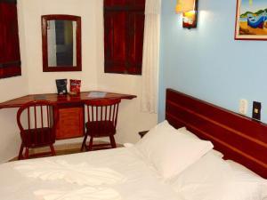 VELINN Caravela Hotel Santa Tereza, Отели  Ильябела - big - 9