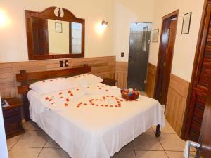 VELINN Caravela Hotel Santa Tereza, Отели  Ильябела - big - 5