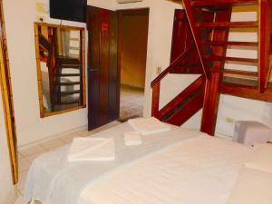 VELINN Caravela Hotel Santa Tereza, Отели  Ильябела - big - 18
