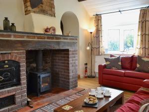 Spite Cottage, Ferienhäuser  Lledrod - big - 7