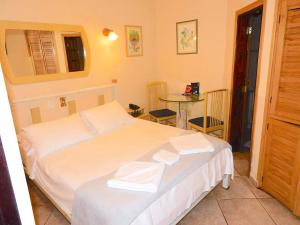 VELINN Caravela Hotel Santa Tereza, Отели  Ильябела - big - 26
