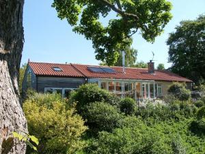 Hare Cottage, Holiday homes  Crookham - big - 18