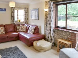 The Granary, Holiday homes  Knapton - big - 7