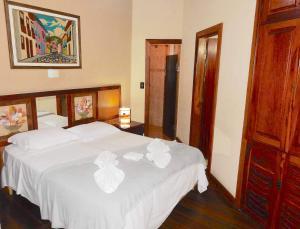 VELINN Caravela Hotel Santa Tereza, Отели  Ильябела - big - 32
