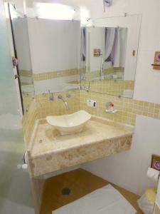 VELINN Caravela Hotel Santa Tereza, Отели  Ильябела - big - 33