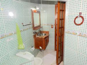 VELINN Caravela Hotel Santa Tereza, Отели  Ильябела - big - 38