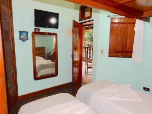 VELINN Caravela Hotel Santa Tereza, Отели  Ильябела - big - 41
