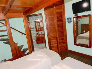 VELINN Caravela Hotel Santa Tereza, Отели  Ильябела - big - 42