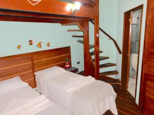 VELINN Caravela Hotel Santa Tereza, Отели  Ильябела - big - 44