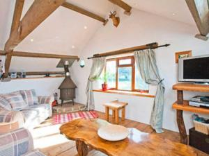 The Garden Barn, Holiday homes  Ivybridge - big - 11