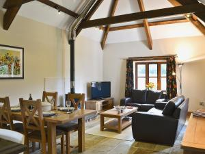 Jacks Barn, Holiday homes  Welcombe - big - 9
