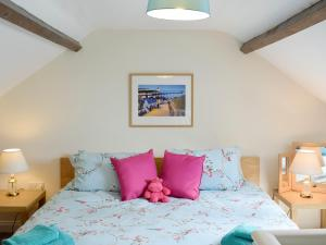 Cropton Cottage, Holiday homes  Castleton - big - 17