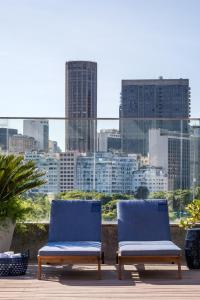 Prodigy Santos Dumont BY GJP, Hotely  Rio de Janeiro - big - 51