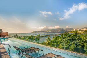 Prodigy Santos Dumont BY GJP, Hotely  Rio de Janeiro - big - 52