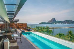 Prodigy Santos Dumont BY GJP, Hotely  Rio de Janeiro - big - 27