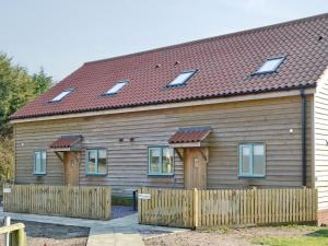 Orchid Lodge, Дома для отпуска  Hainford - big - 24