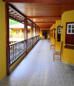 VELINN Caravela Hotel Santa Tereza, Отели  Ильябела - big - 63