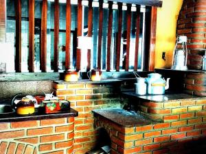 VELINN Caravela Hotel Santa Tereza, Отели  Ильябела - big - 73