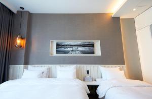 Hotel Laon, Szállodák  Puszan - big - 29