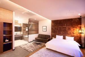 Hotel Laon, Hotely  Pusan - big - 36